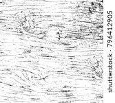 abstract grunge grey dark... | Shutterstock . vector #796412905