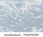 abstract distress floor  white... | Shutterstock .eps vector #796493209