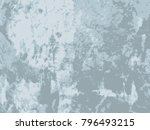 abstract distress floor  white... | Shutterstock .eps vector #796493215