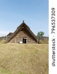 Small photo of Saga, Japan, 24/6/2014 - Yoshinogari is the name of a large and complex Yayoi archaeological site in Yoshinogari and Kanzaki in Saga Prefecture.