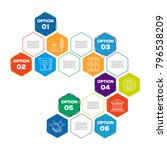 bureaucracy and society concept | Shutterstock .eps vector #796538209
