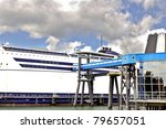 Passenger Ferry Ship From...