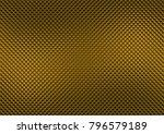 golden mosaic  abstract... | Shutterstock . vector #796579189