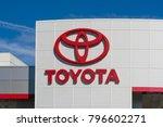 la jolla  ca usa   january 13 ...   Shutterstock . vector #796602271