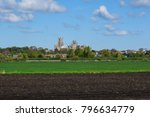 Ely Cathedral Viewed Across Th...