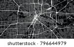 urban vector city map of... | Shutterstock .eps vector #796644979