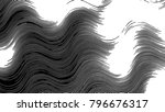 black and white horizontal...   Shutterstock . vector #796676317