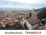 view of rovereto  italian... | Shutterstock . vector #796680019