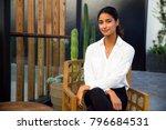 beautiful mental and social... | Shutterstock . vector #796684531