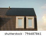 newly build houses in the... | Shutterstock . vector #796687861