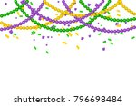 vector bright colorful... | Shutterstock .eps vector #796698484