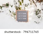 Small photo of Let it Snow, Let it Snow, Let it Snow