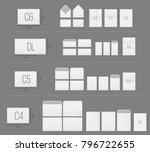 creative vector illustration of ... | Shutterstock .eps vector #796722655