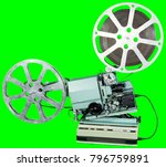a movie projector is an opto... | Shutterstock . vector #796759891