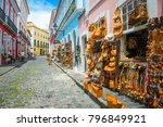 salvador  brazil   march 9 ... | Shutterstock . vector #796849921