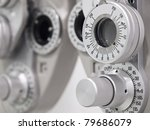 Optometrist Diopter In A...