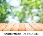 blurred background of green... | Shutterstock . vector #796914331
