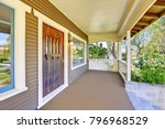 stately completely renovated... | Shutterstock . vector #796968529
