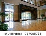 luxury lobby interior. | Shutterstock . vector #797005795