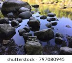 Big Stones In Shallow Beautifu...