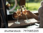 romantic dinner or date with...   Shutterstock . vector #797085205