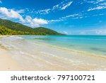 cape tribulation in tropical... | Shutterstock . vector #797100721