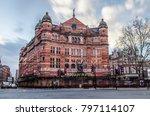 london  january  2018  the... | Shutterstock . vector #797114107