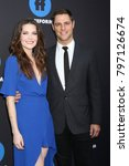 Small photo of LOS ANGELES - JAN 18: Meghann Fahy, Sam Page at the Freeform Summit 2018 at NeueHouse on January 18, 2018 in Los Angeles, CA