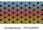 weave texture background vector | Shutterstock .eps vector #797129095