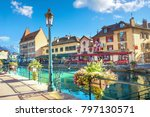 cityscape with scenic old...   Shutterstock . vector #797130571