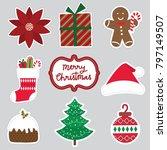 cute sticker christmas...