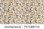 knitting melange texture.... | Shutterstock .eps vector #797188714