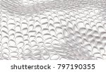 luxury silver background with...   Shutterstock . vector #797190355