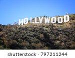 los angeles  usa   april 5 ... | Shutterstock . vector #797211244