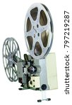 a movie projector is an opto...   Shutterstock . vector #797219287