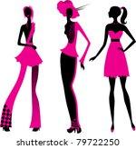 vector illustration of... | Shutterstock .eps vector #79722250