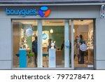 paris  france   december 20 ...   Shutterstock . vector #797278471