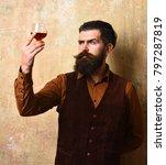 service and restaurant drinks... | Shutterstock . vector #797287819
