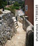 assos city kefalonia | Shutterstock . vector #797300185