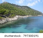 assos city kefalonia | Shutterstock . vector #797300191