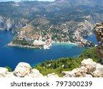 assos city kefalonia | Shutterstock . vector #797300239