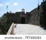 assos city kefalonia | Shutterstock . vector #797300281