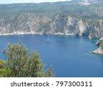 assos city kefalonia | Shutterstock . vector #797300311