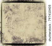 texture beige grunge   Shutterstock . vector #797410405