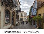 xanthi  greece   september 23 ... | Shutterstock . vector #797418691