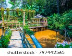 landscape of mae fah luang... | Shutterstock . vector #797442565