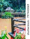 landscape of mae fah luang... | Shutterstock . vector #797443069