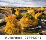 gatineau city  | Shutterstock . vector #797443741