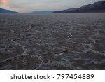 death valley national park | Shutterstock . vector #797454889