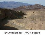 death valley national park | Shutterstock . vector #797454895